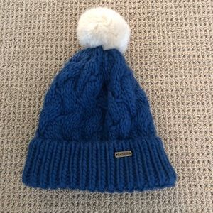 Barbour Winter Hat- Blue